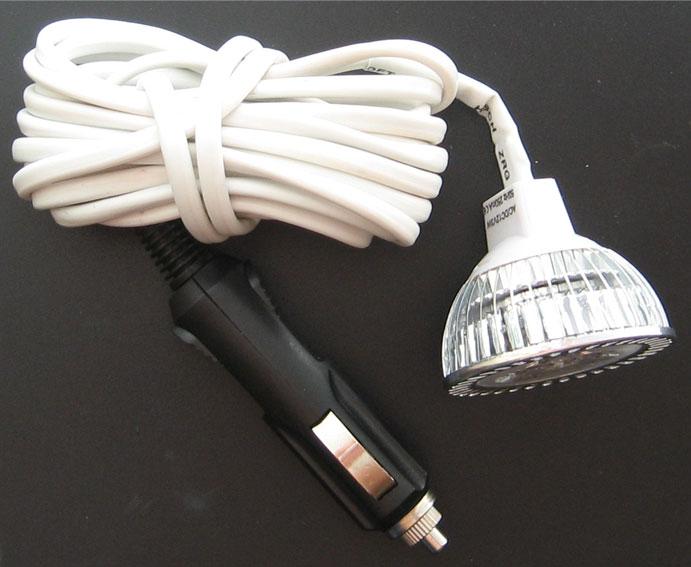 Лампа светодиодная 12 вольт автомобильная своими руками